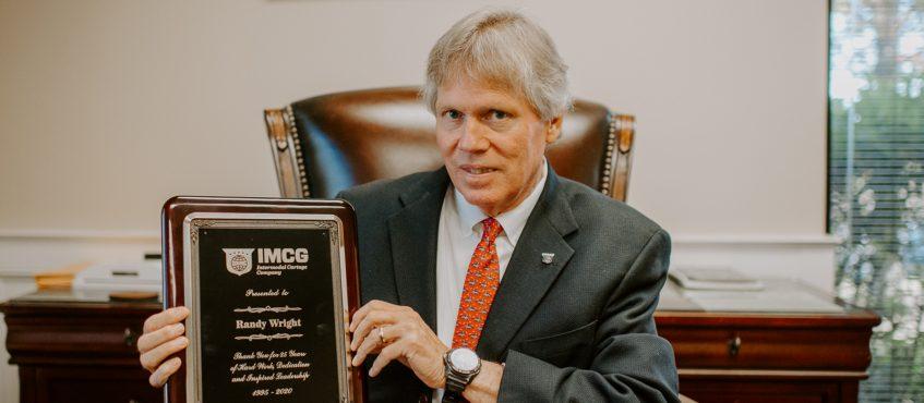 Industry Veteran Randy Wright Celebrates 25 Years