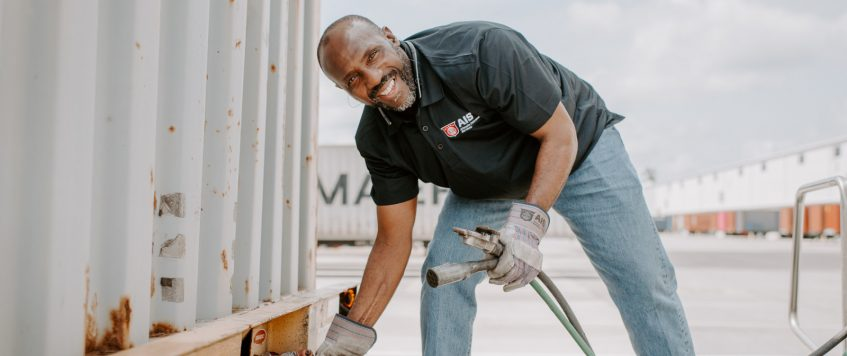 Flexible Schedule Allows Driver Ray Young to Deliver Hope to Many