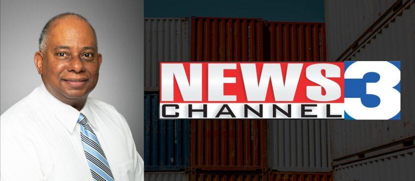 IMCG's Harrison Hoof, III, Interviewed by News Channel 3