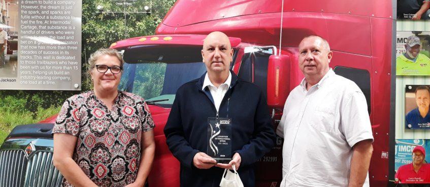 IMCG Receives MTD Logistics International Sprig Award